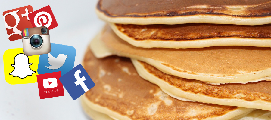 Porozmawiajmy o naleśnikach, czyli Social Media w gastronomii